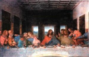 Léonard de Vinci La dernière Cène