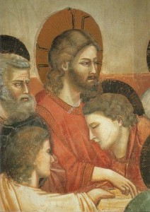 Christ et saint Jean Giotto