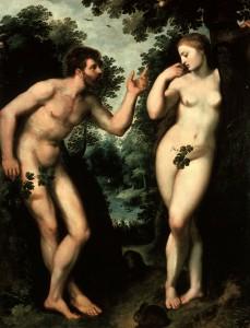 P.P. Rubens, Adam und Eva - P. P. Rubens / Adam and Eve - P.P. Rubens, Adam et Eve