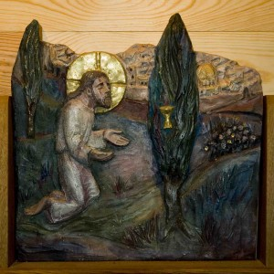 Jésus à Gethsemani