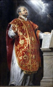 Saint Ignazio di Loyola