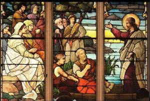Jésus et les foules