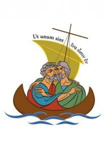 Logo du voyage du pape François en Terre Sainte