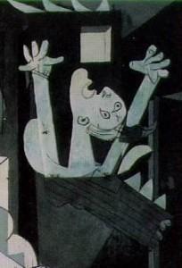 Guernica détail