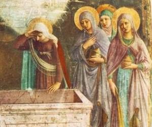saintes femmes tombeau